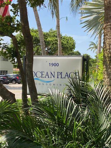 Photo of 1900 S Ocean Boulevard #2r, Lauderdale By The Sea, FL 33062 (MLS # RX-10735228)