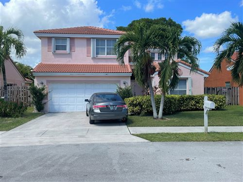 Photo of 6727 Saltaire Terrace, Margate, FL 33063 (MLS # RX-10750228)