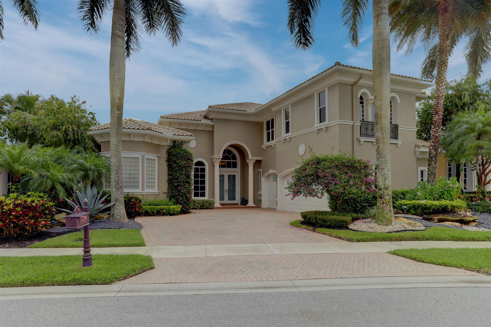 7556 Bella Verde Way, Delray Beach, FL 33446 - #: RX-10629228