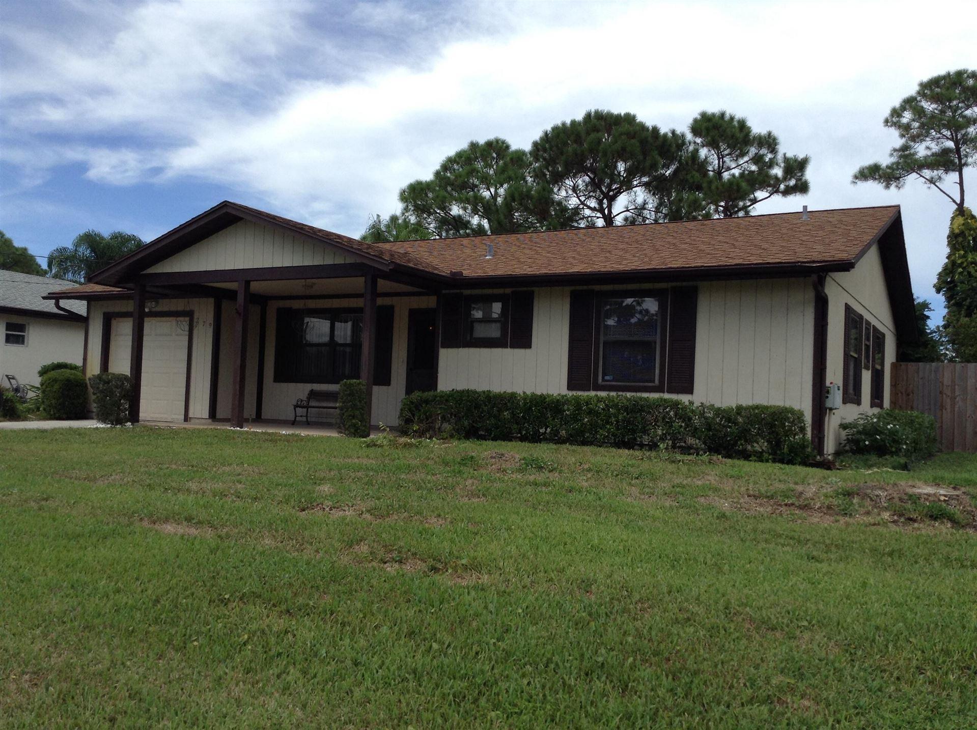 279 SE Fallon Drive, Port Saint Lucie, FL 34953 - #: RX-10647228