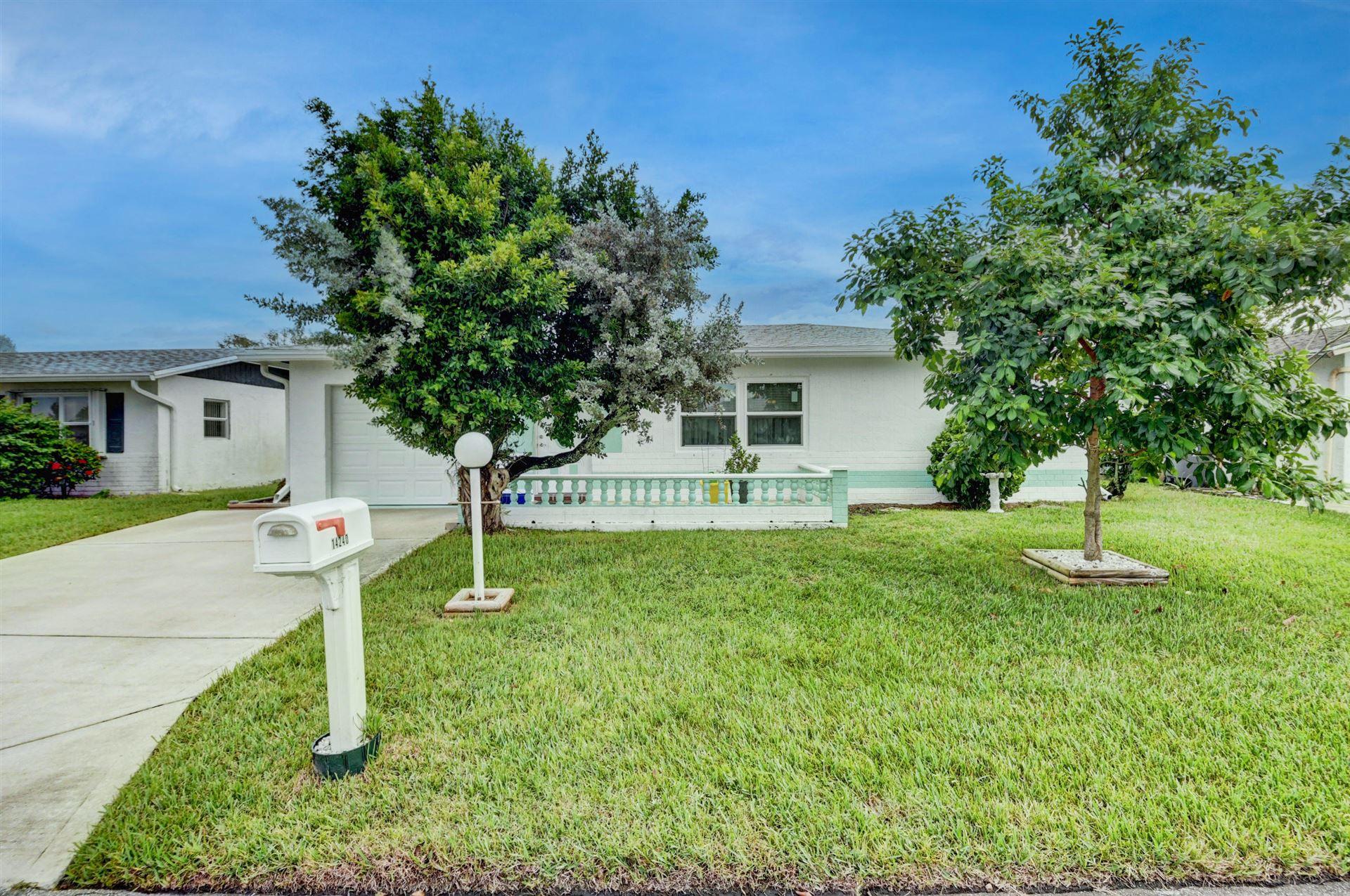 14240 Altocedro Drive, Delray Beach, FL 33484 - #: RX-10672228
