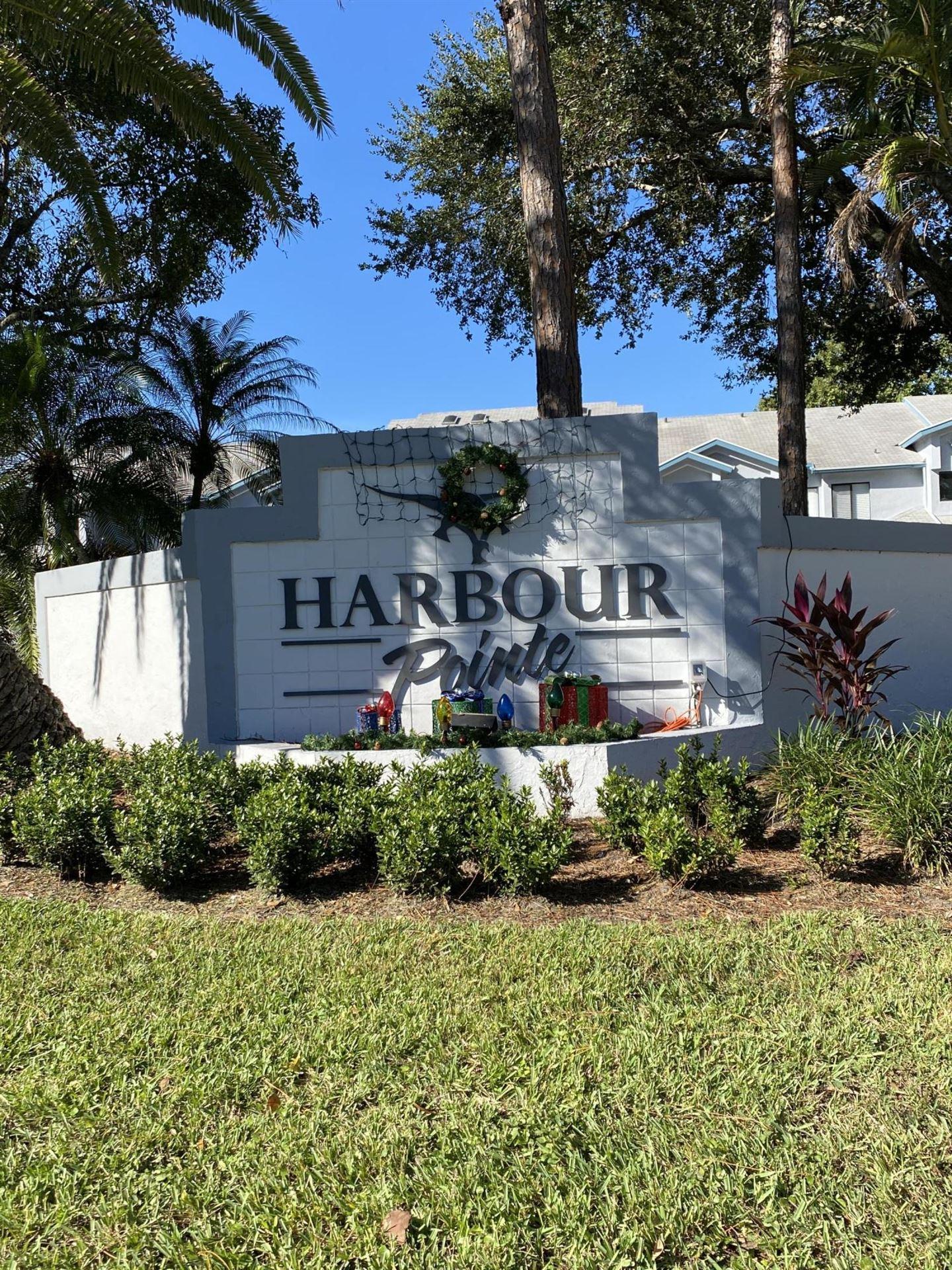 Photo of 101 Harbour Pointe Way #101, Greenacres, FL 33413 (MLS # RX-10679228)