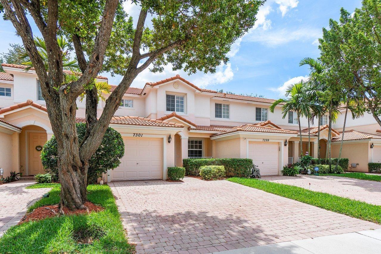 7301 Briella Drive, Boynton Beach, FL 33437 - MLS#: RX-10713228