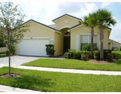 9961 SW Glenbrook Drive, Port Saint Lucie, FL 34987 - #: RX-10745228