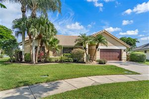 Photo of 10710 Cypress Bend Drive, Boca Raton, FL 33498 (MLS # RX-10570229)