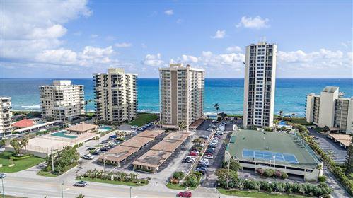 Photo of 5440 N Ocean Drive #903, Singer Island, FL 33404 (MLS # RX-10734229)