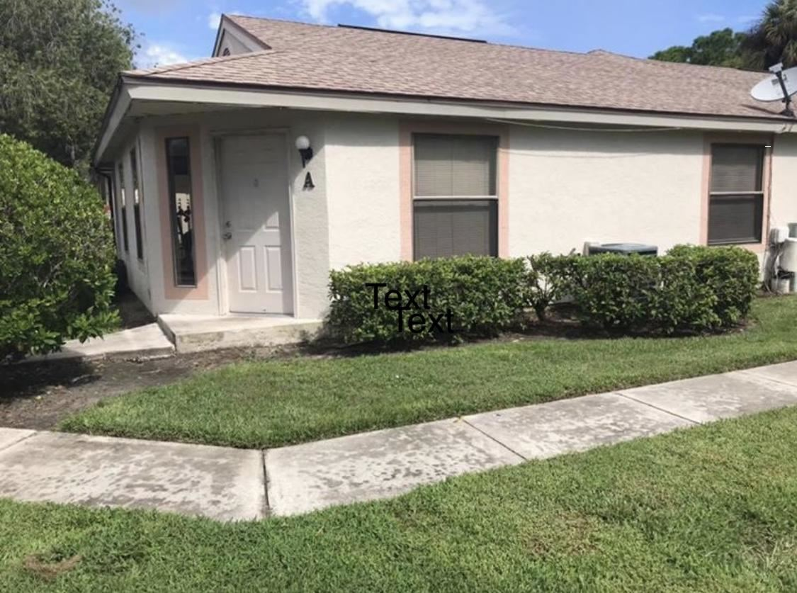 2828 Stoneway Lane #A, Fort Pierce, FL 34982 - #: RX-10642229