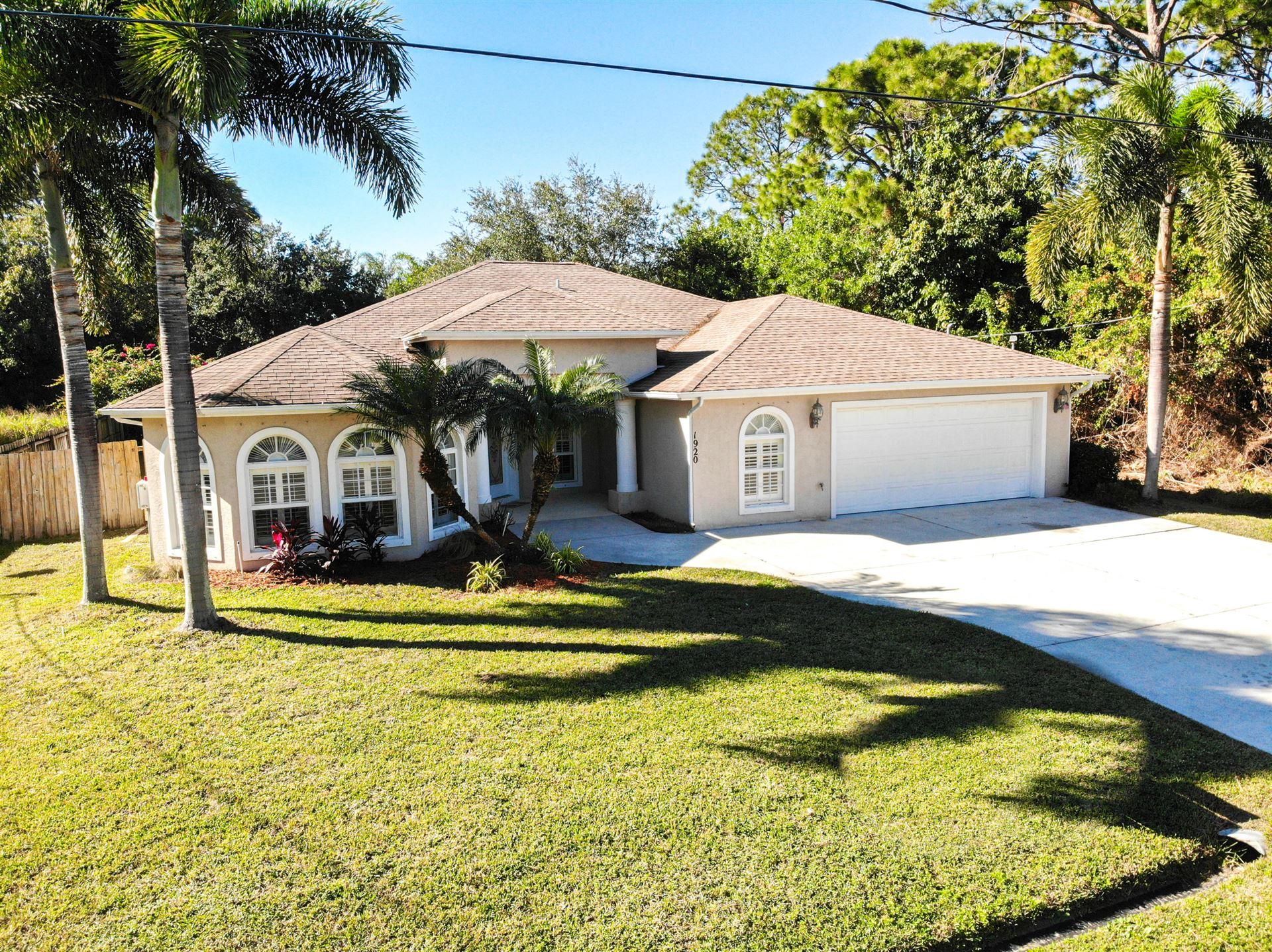 1920 SW Capri Street, Port Saint Lucie, FL 34953 - #: RX-10657229