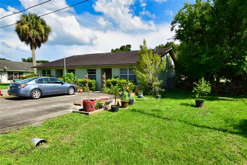 Photo of 309 NW 7th Street, Okeechobee, FL 34972 (MLS # RX-10733230)