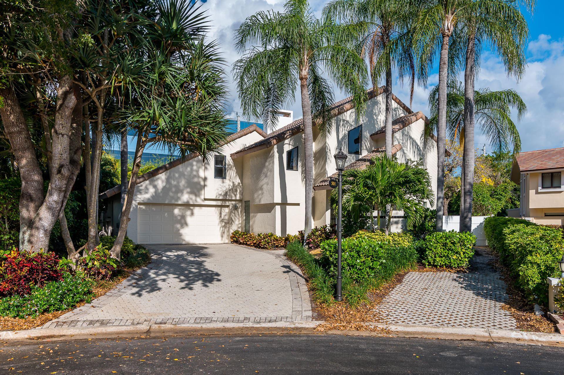 501 Sandpiper Way, Boca Raton, FL 33431 - #: RX-10612230