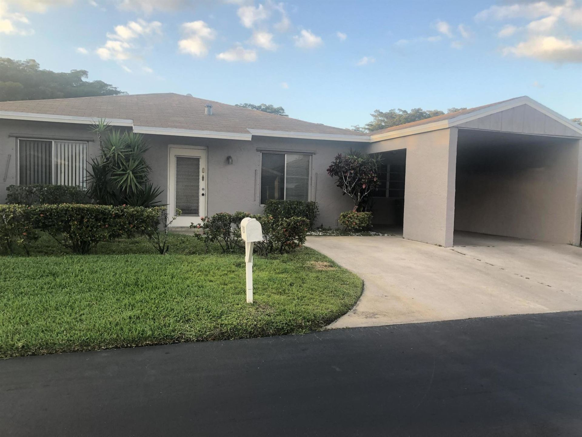 14736 Wildflower Lane, Delray Beach, FL 33446 - MLS#: RX-10697230