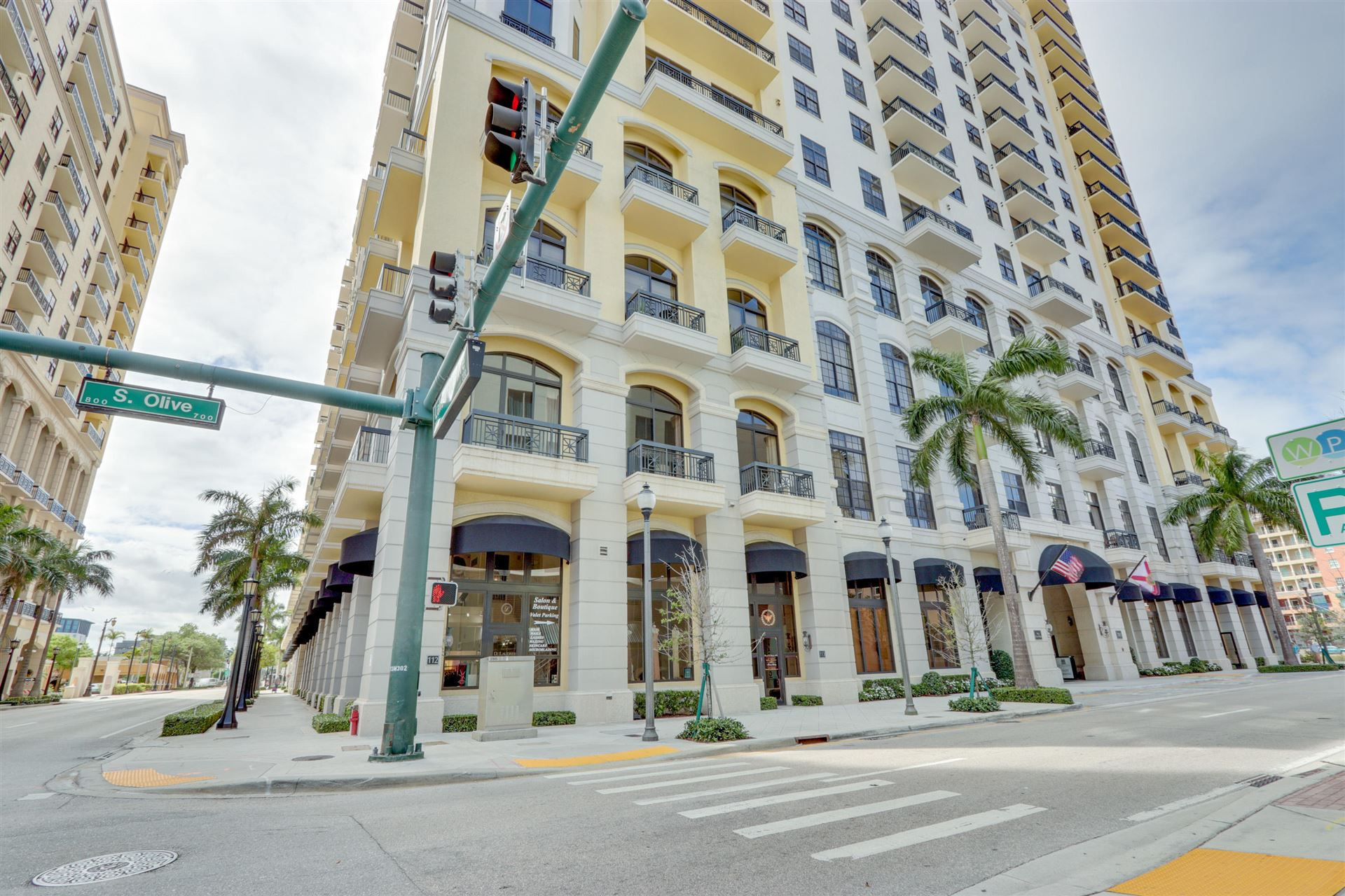 701 S Olive Avenue #112, West Palm Beach, FL 33401 - MLS#: RX-10703230
