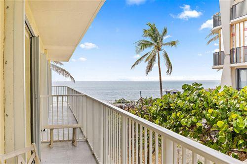 Photo of 350 S Ocean Boulevard #201, Palm Beach, FL 33480 (MLS # RX-10449231)