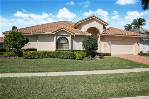 Photo of 7641 La Corniche Circle, Boca Raton, FL 33433 (MLS # RX-10583231)