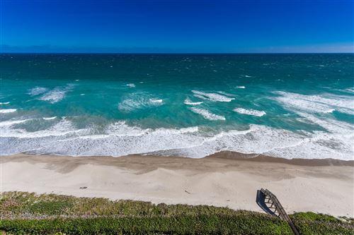 Photo of 9500 S Ocean Drive #1703, Jensen Beach, FL 34957 (MLS # RX-10689231)