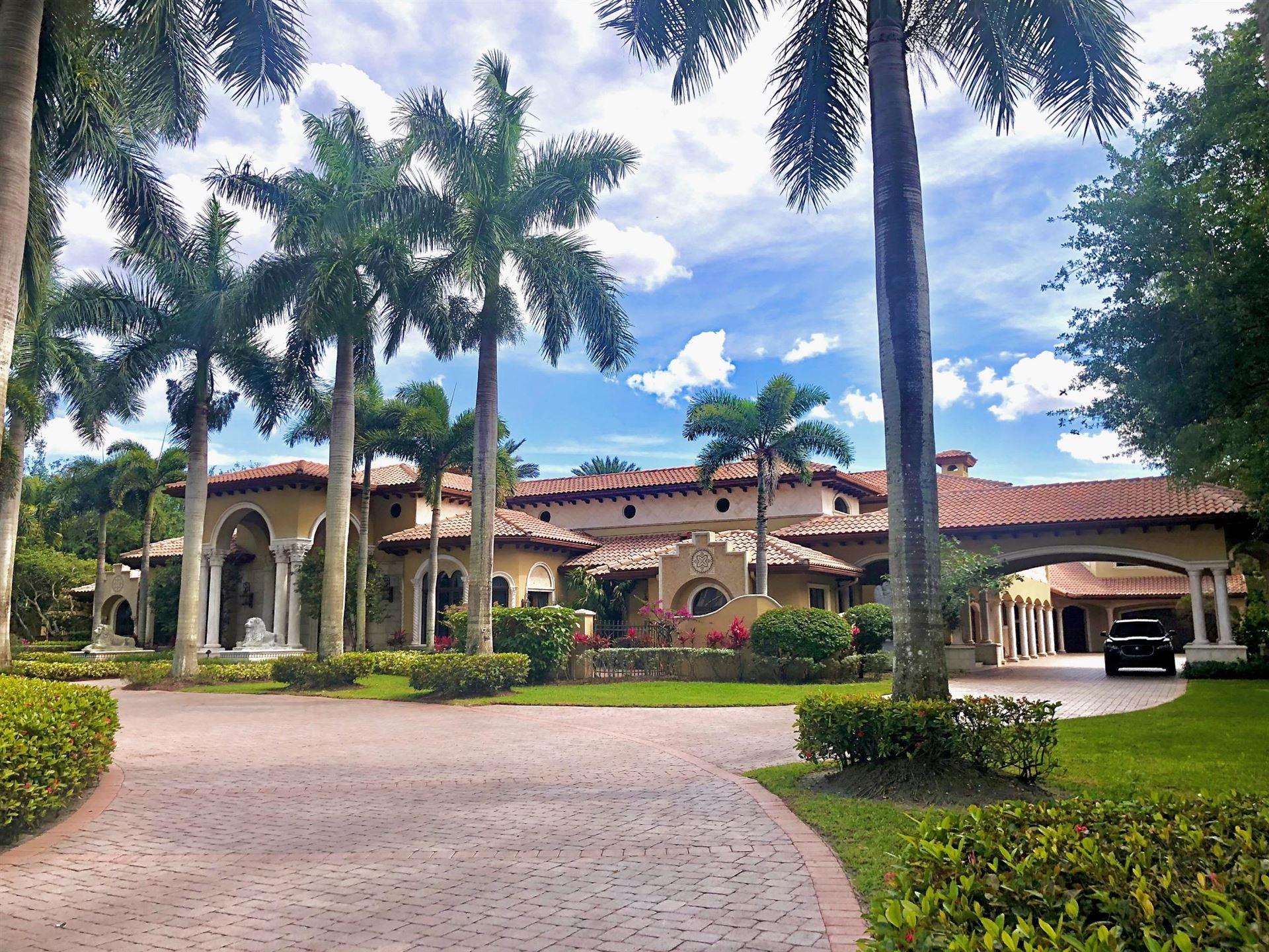 6025 Le Lac Road, Boca Raton, FL 33496 - MLS#: RX-10599231