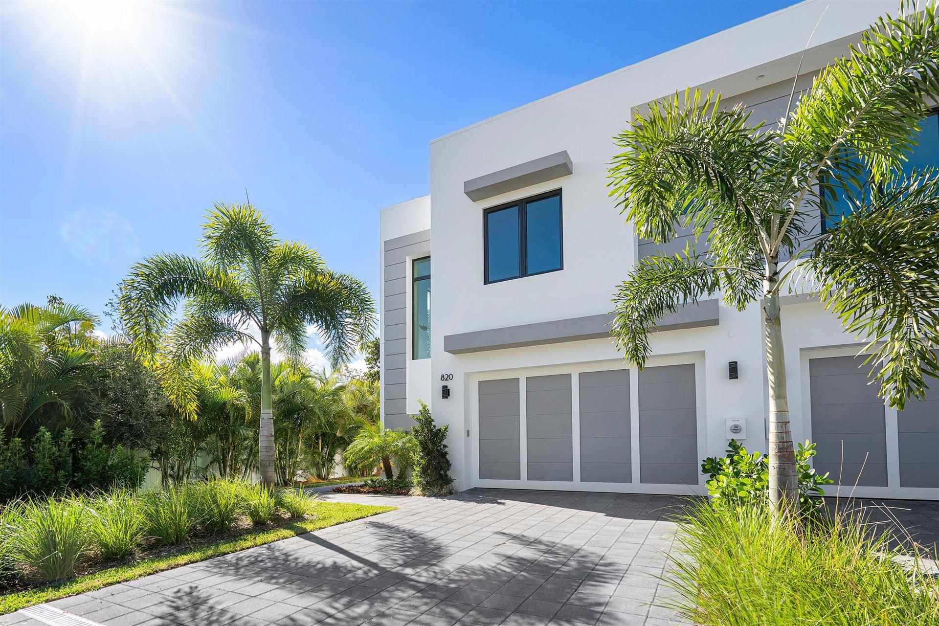 880 NE 7th Avenue, Delray Beach, FL 33483 - MLS#: RX-10602231