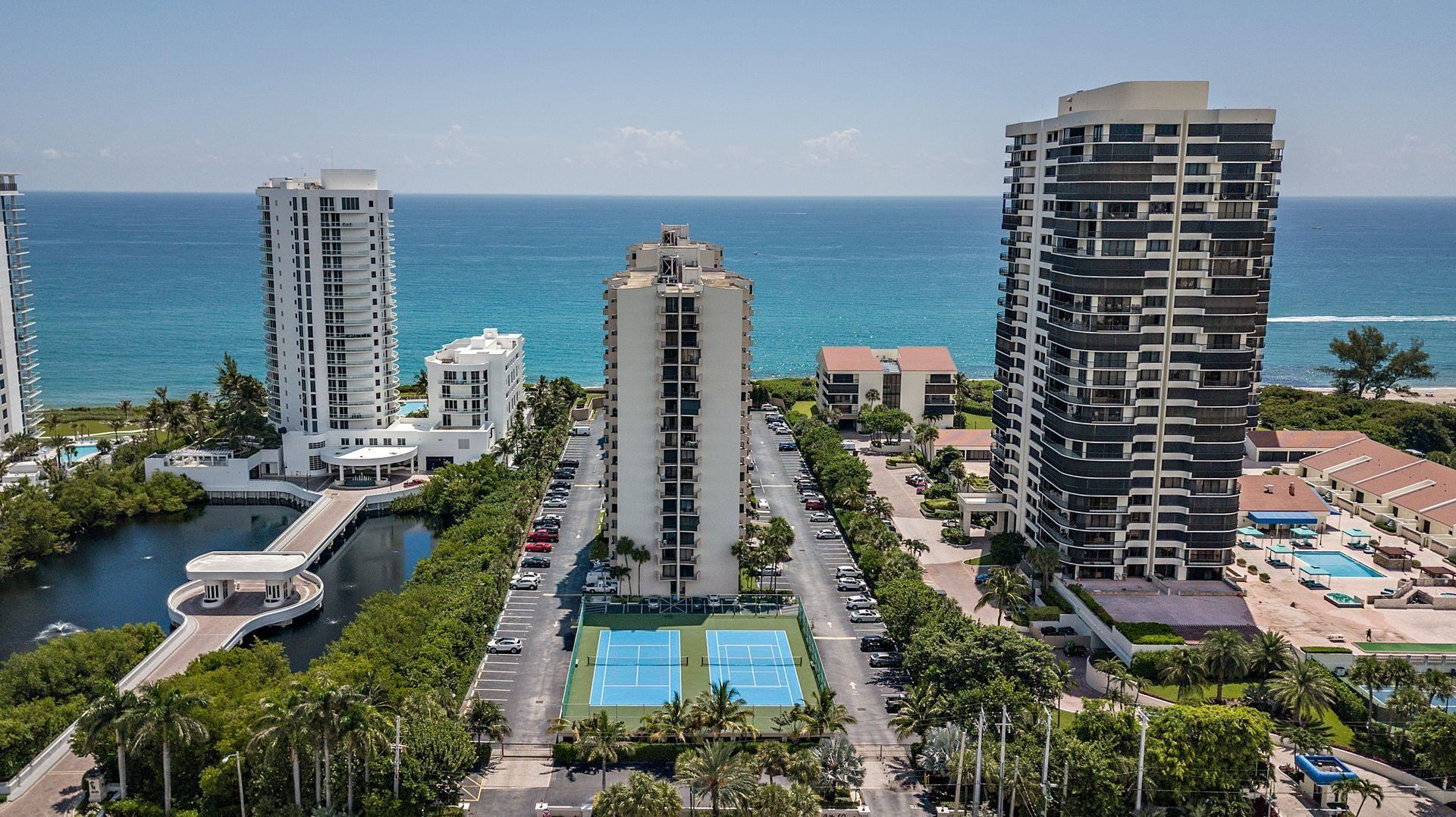 Photo of 4200 N Ocean Drive #2-106, Singer Island, FL 33404 (MLS # RX-10643231)