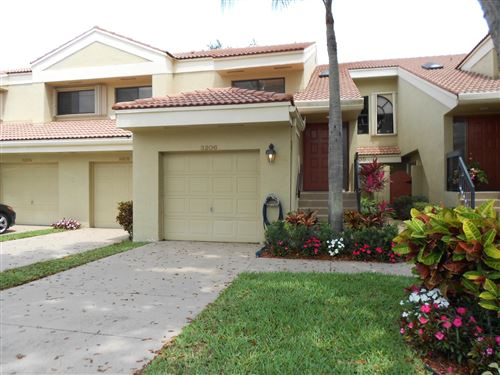 Photo of 3206 Black Oak Court #3206, Boynton Beach, FL 33436 (MLS # RX-10599232)