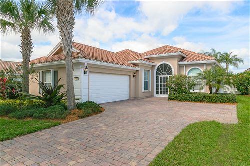 Photo of 5280 Eleuthra Circle, Vero Beach, FL 32967 (MLS # RX-10605232)