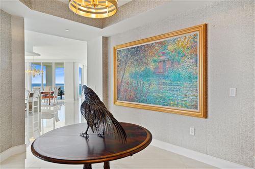 Photo of 3730 N Ocean Drive #7 A, Singer Island, FL 33404 (MLS # RX-10692232)