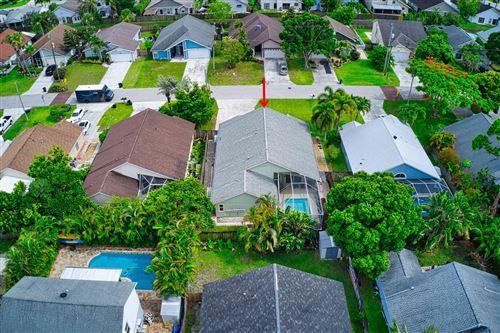 Tiny photo for 6087 Linton Street, Jupiter, FL 33458 (MLS # RX-10742232)