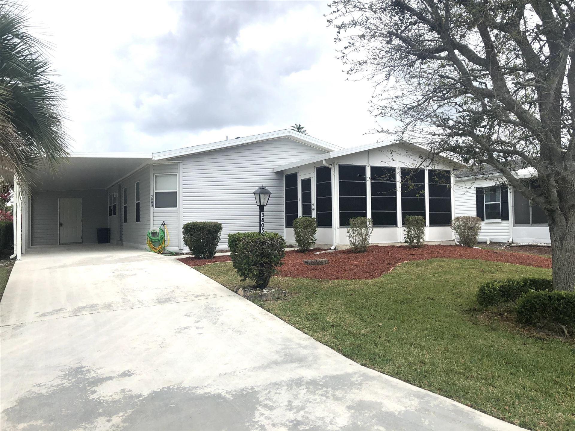 3805 Doral Court, Port Saint Lucie, FL 34952 - #: RX-10607232