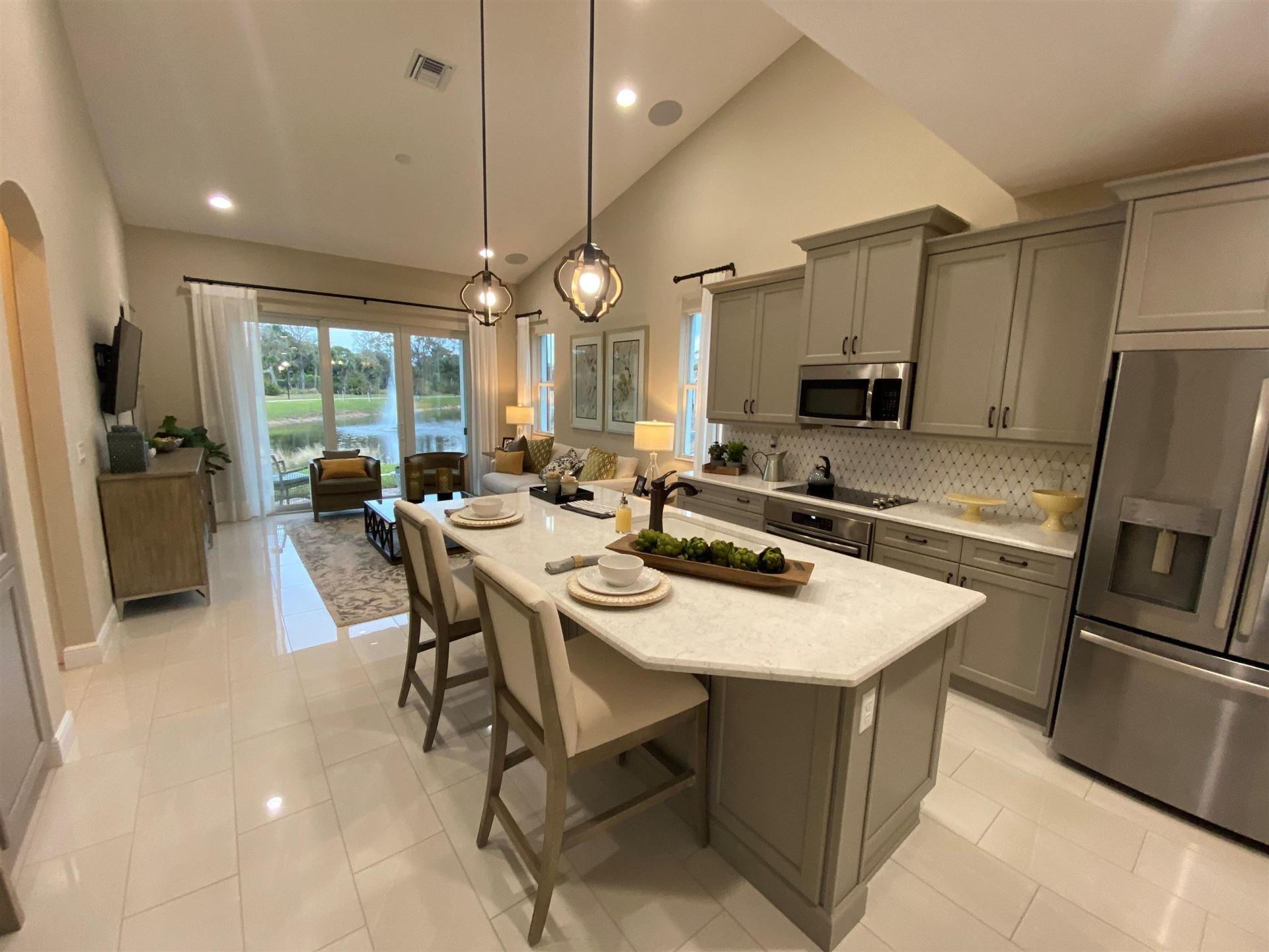 Photo of 12929 Trevi Isle Drive #36, Palm Beach Gardens, FL 33418 (MLS # RX-10685232)