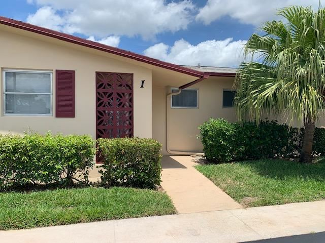 2976 Crosley Drive E #I, West Palm Beach, FL 33415 - MLS#: RX-10711232