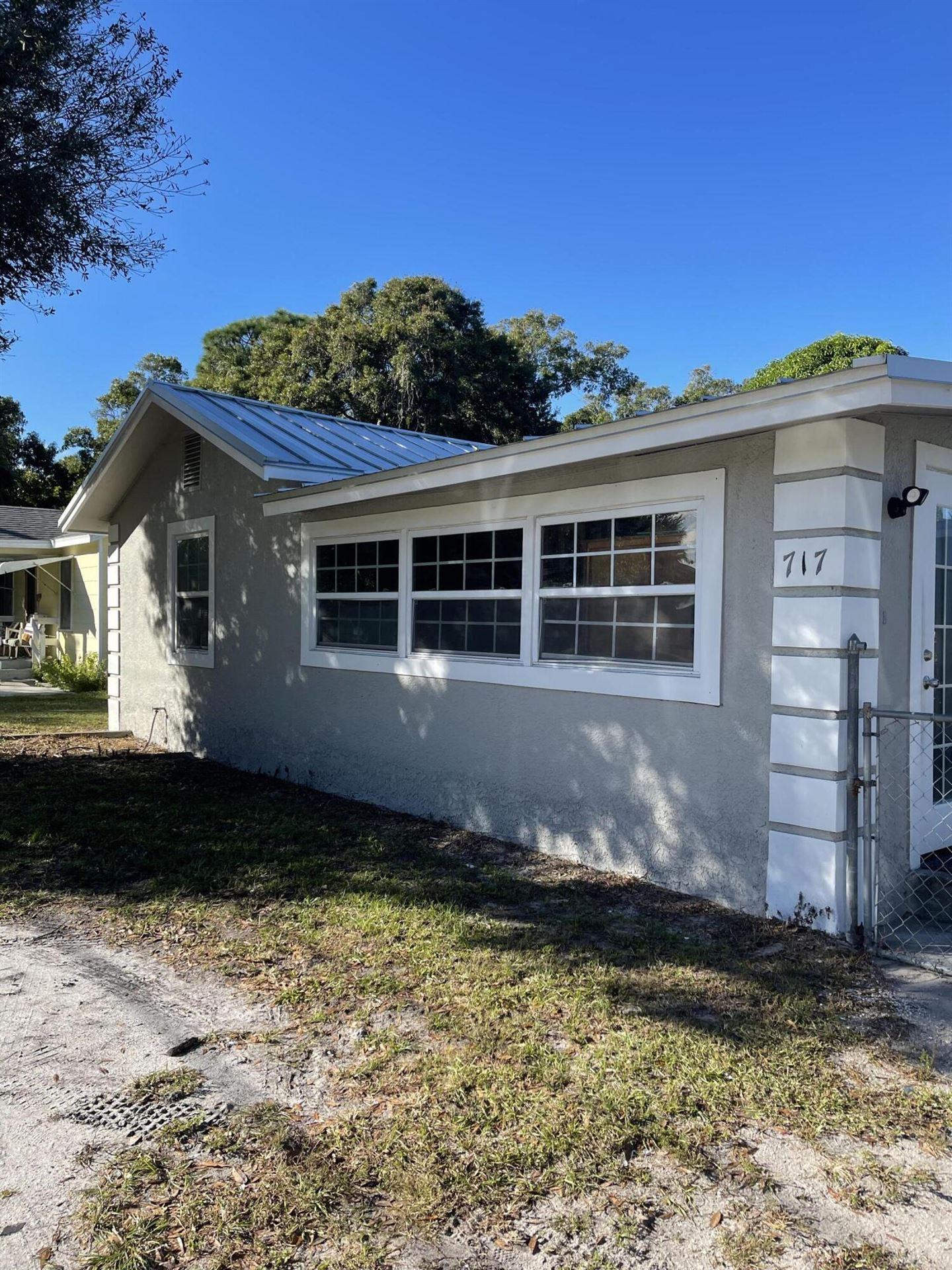 717 S 22nd Street, Fort Pierce, FL 34950 - MLS#: RX-10749232