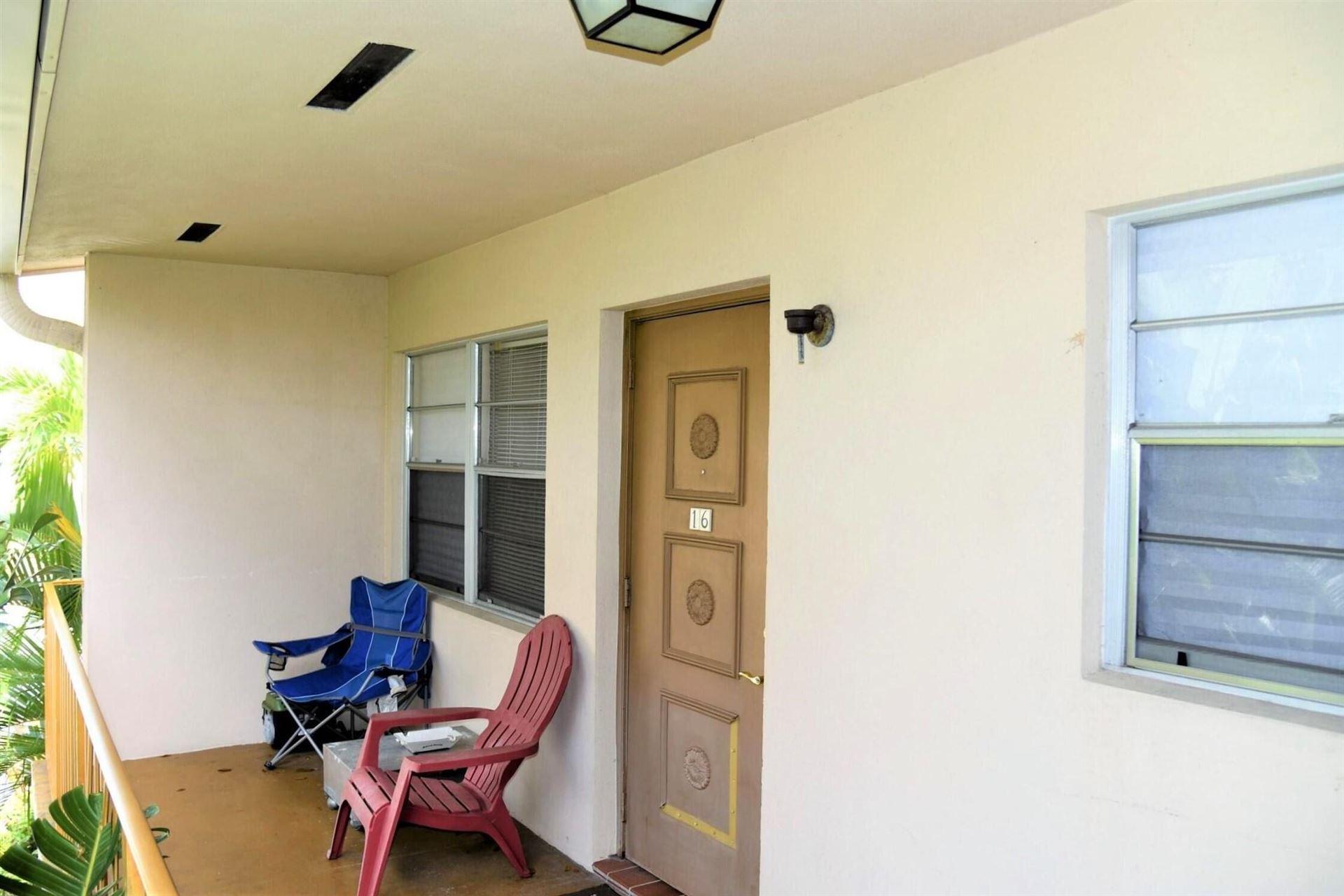 30 S J Street #16, Lake Worth, FL 33460 - MLS#: RX-10752232