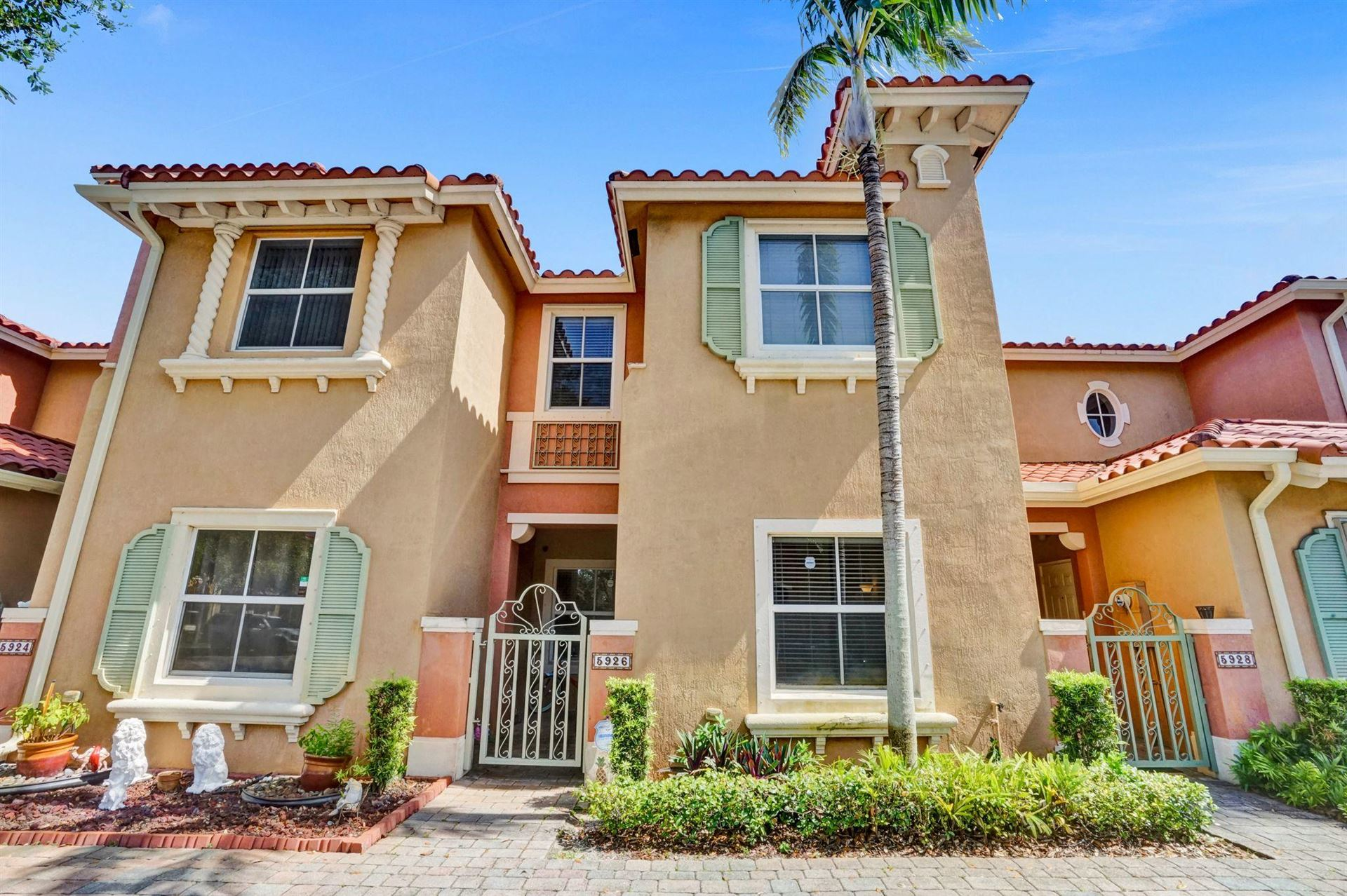 5926 Siena Lane #1204, Hollywood, FL 33021 - #: RX-10624233
