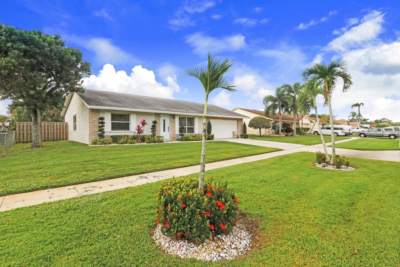 4596 Blue Pine Circle, Lake Worth, FL 33463 - #: RX-10674233