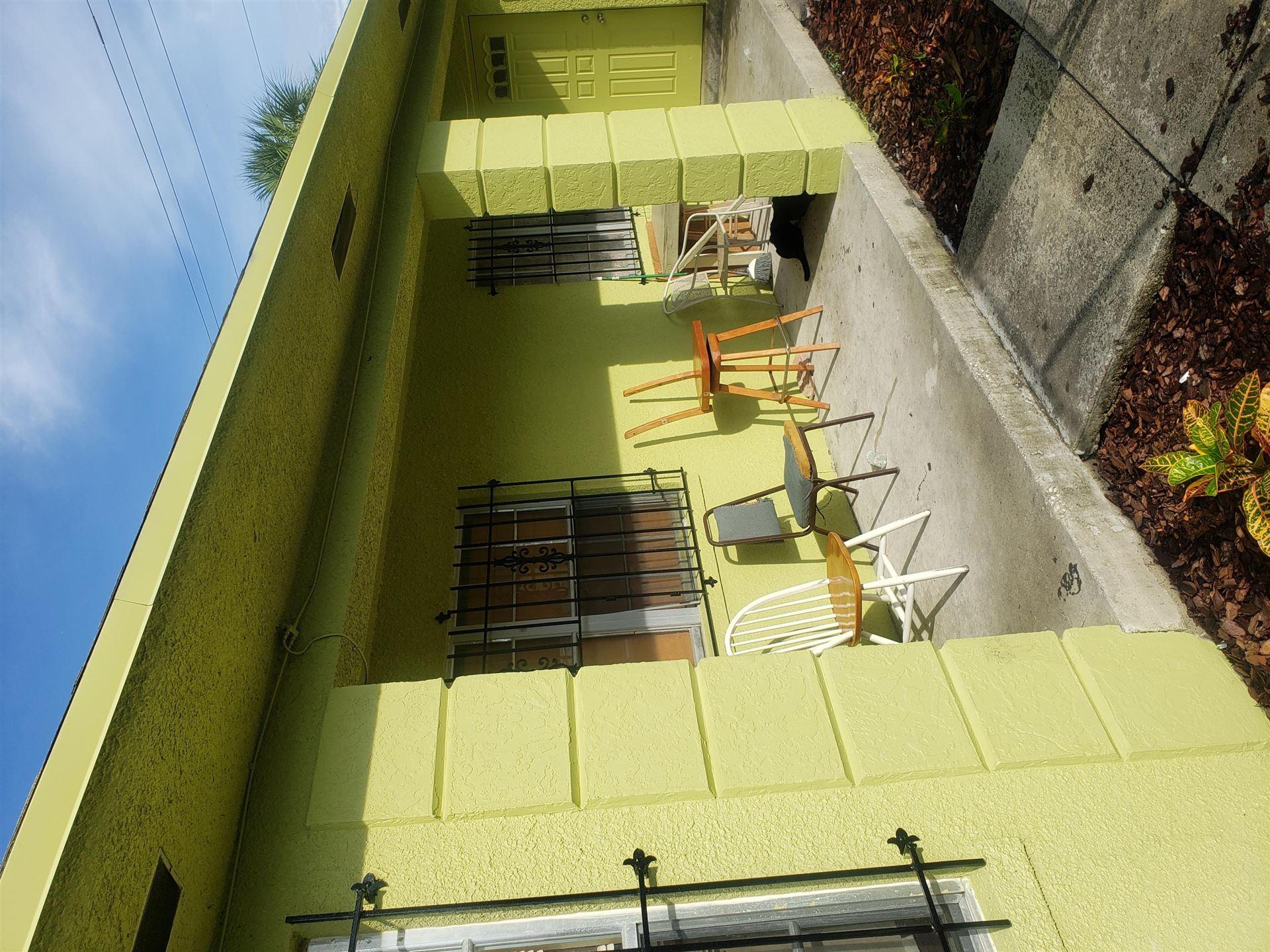711 E 5th Street #1, West Palm Beach, FL 33401 - MLS#: RX-10722233