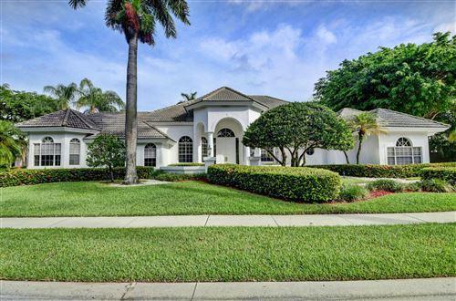 Photo of 2625 NW 64th Boulevard, Boca Raton, FL 33496 (MLS # RX-10733234)