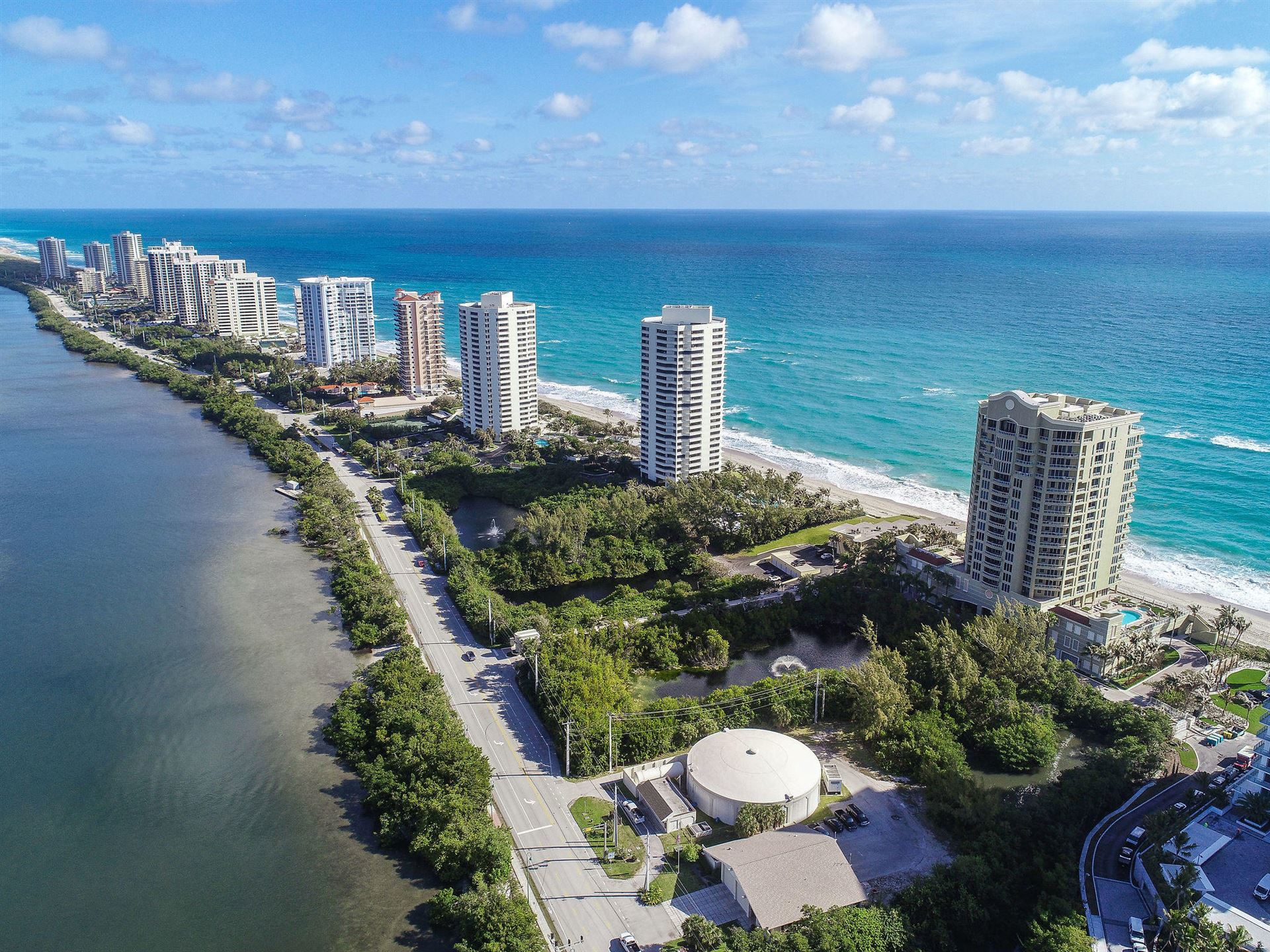 Photo of 5050 N Ocean Drive #403, Riviera Beach, FL 33404 (MLS # RX-10695234)