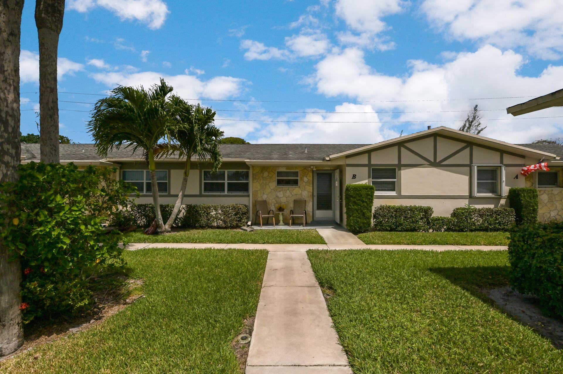 2521 Emory Drive W #B, West Palm Beach, FL 33415 - MLS#: RX-10706234