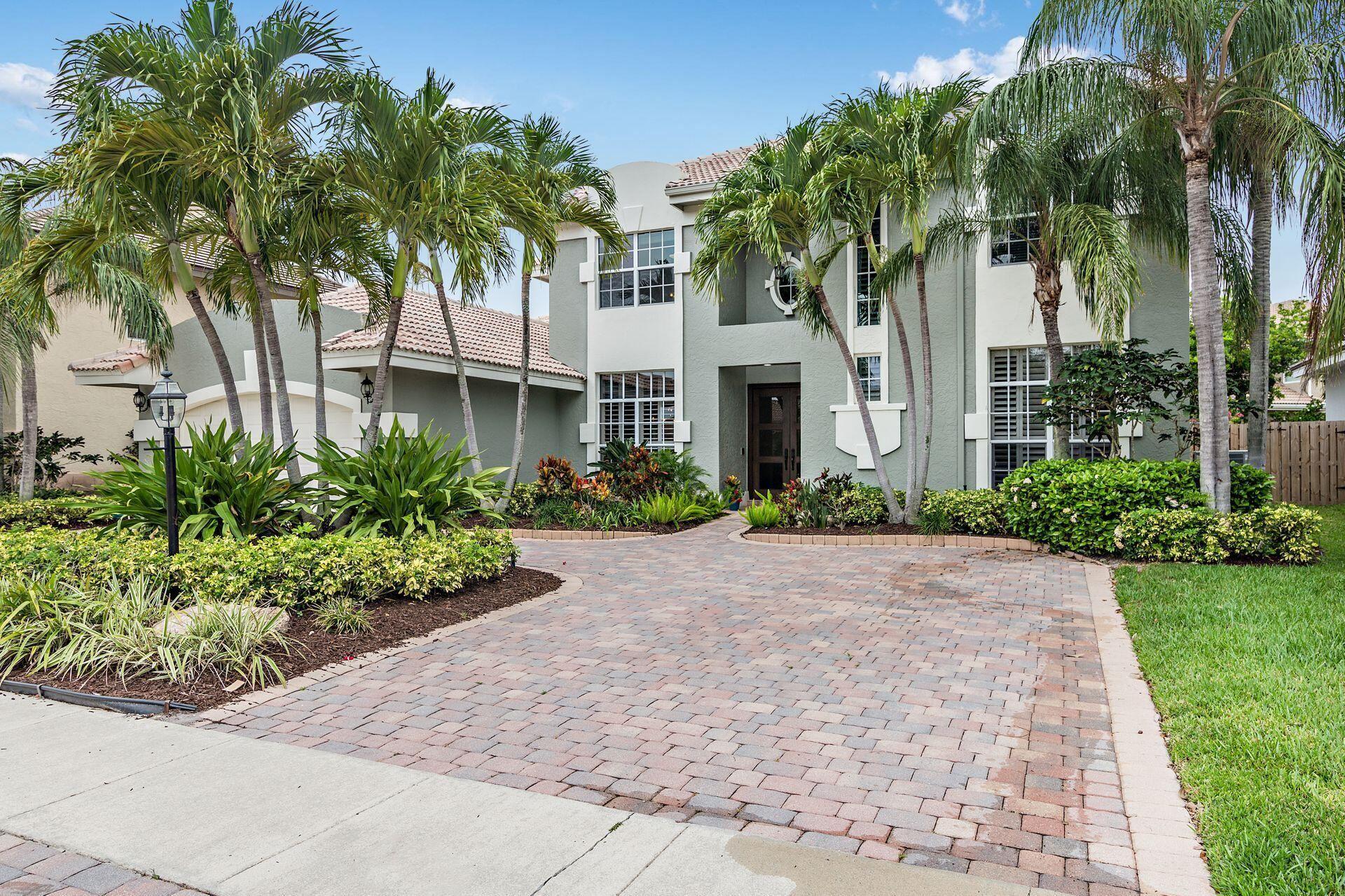 Photo of 13455 Bradfords Wharf, Palm Beach Gardens, FL 33410 (MLS # RX-10726234)
