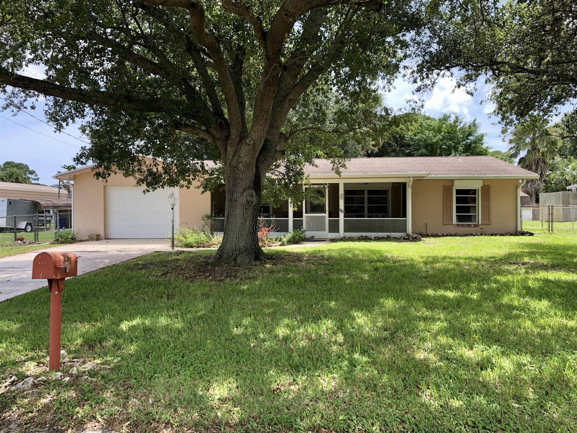 6000 Birch Drive, Fort Pierce, FL 34982 - #: RX-10735234
