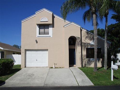 Photo of 1 Compton Way, Boynton Beach, FL 33426 (MLS # RX-10748235)