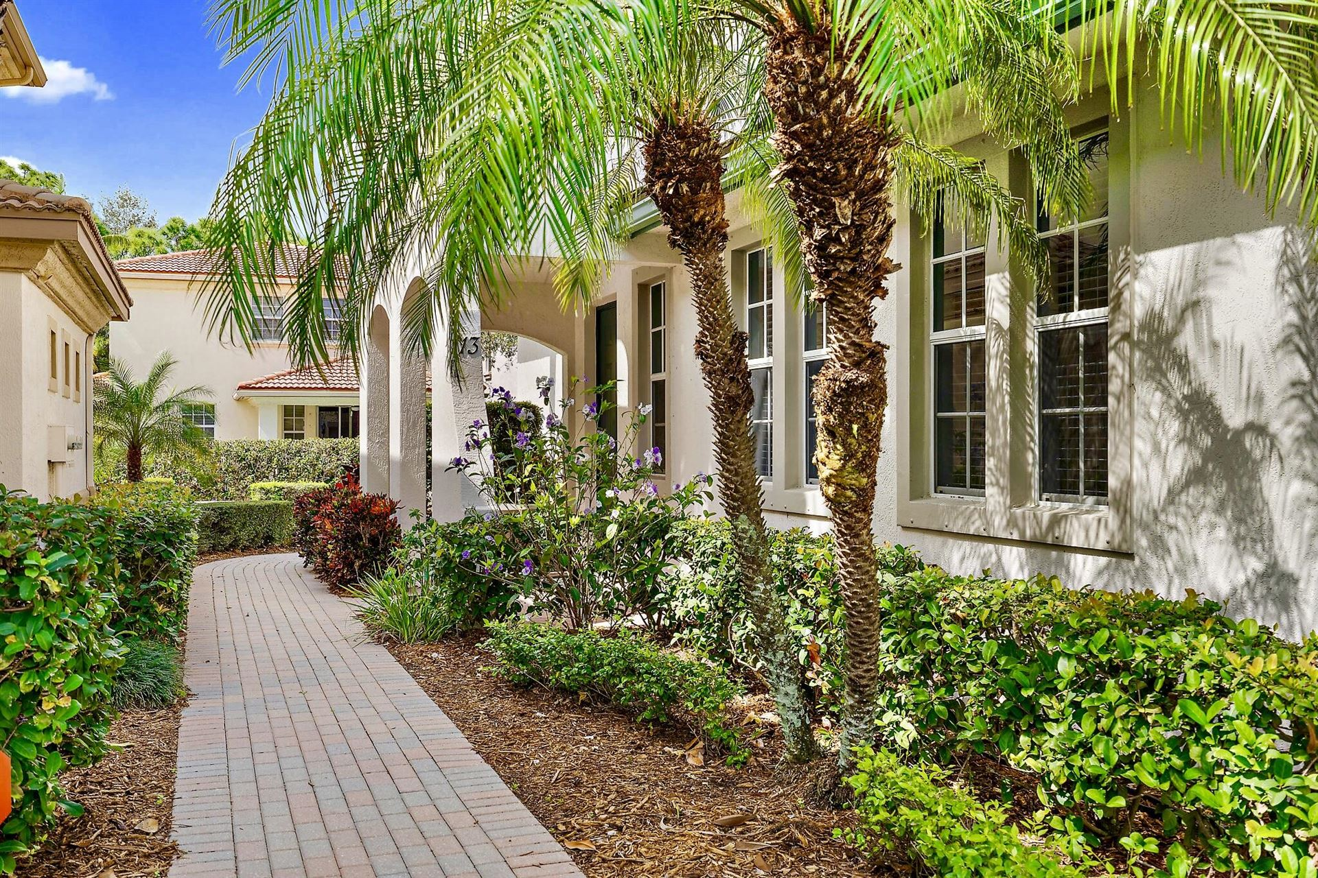 Photo of 113 Evergrene Parkway #3-A, Palm Beach Gardens, FL 33410 (MLS # RX-10743235)
