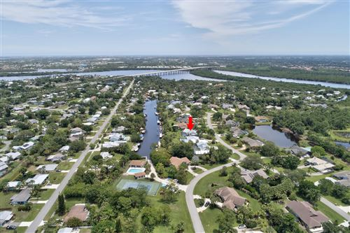 Tiny photo for 867 SW Catalina Street, Palm City, FL 34990 (MLS # RX-10622237)