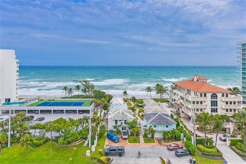 Photo of 3450 S Ocean Boulevard #Lph1, Highland Beach, FL 33487 (MLS # RX-10671237)