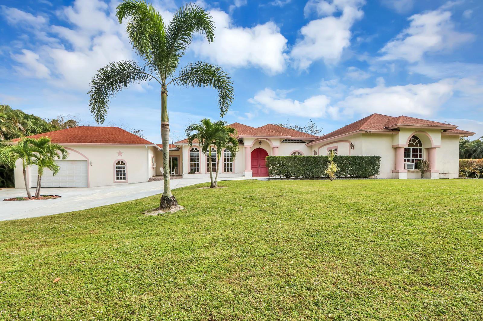 16588 78th Drive N, West Palm Beach, FL 33418 - #: RX-10656237