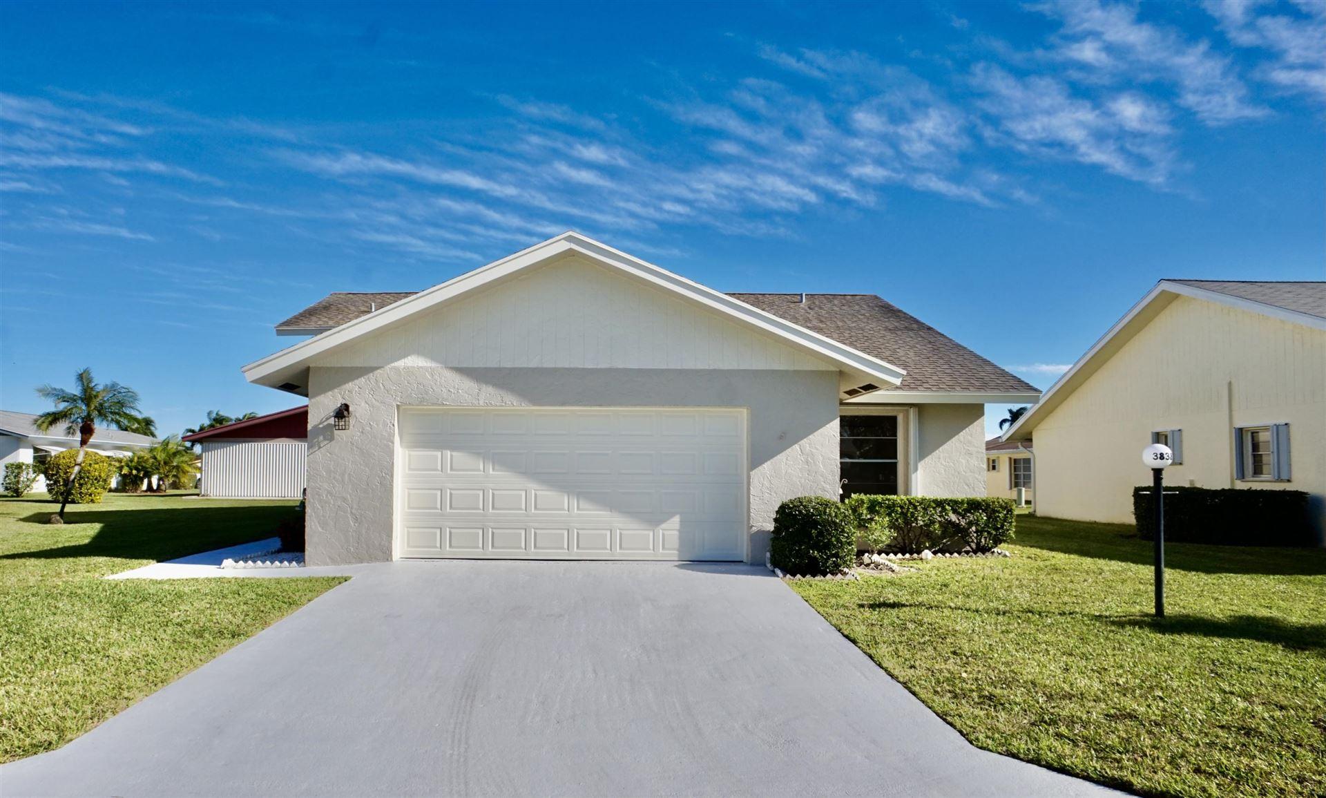 3838 Rowena Circle, West Palm Beach, FL 33417 - #: RX-10668238