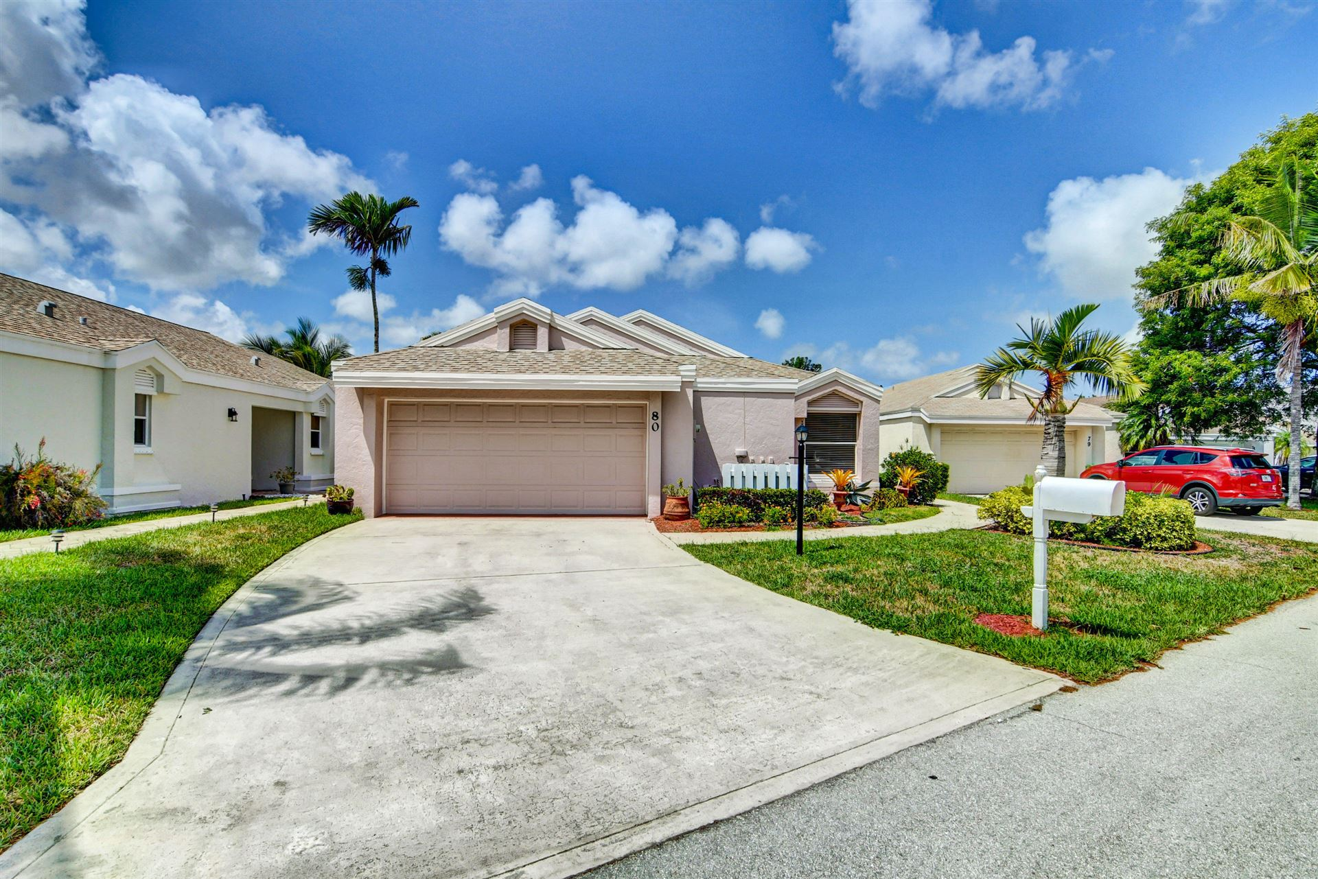 80 Sandpiper Way Way, Boynton Beach, FL 33436 - MLS#: RX-10723238