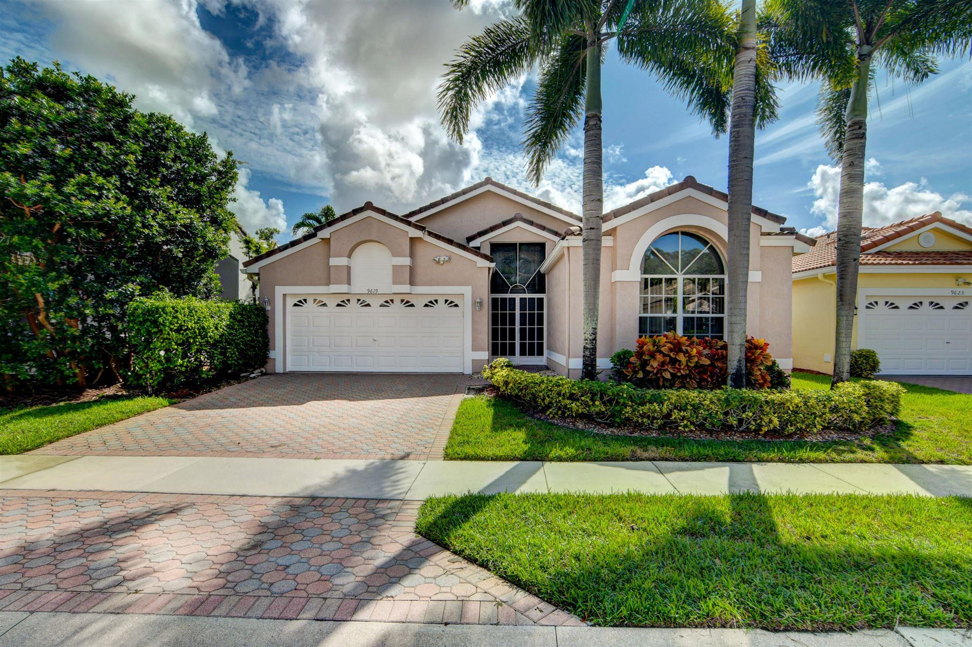 Photo of 9619 Honeybell Circle, Boynton Beach, FL 33437 (MLS # RX-10746238)