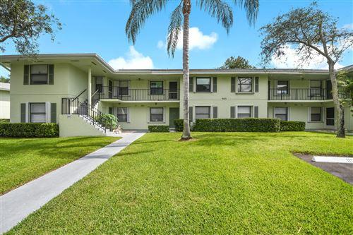 Photo of 1101 Sabal Ridge Circle #B, Palm Beach Gardens, FL 33418 (MLS # RX-10627239)