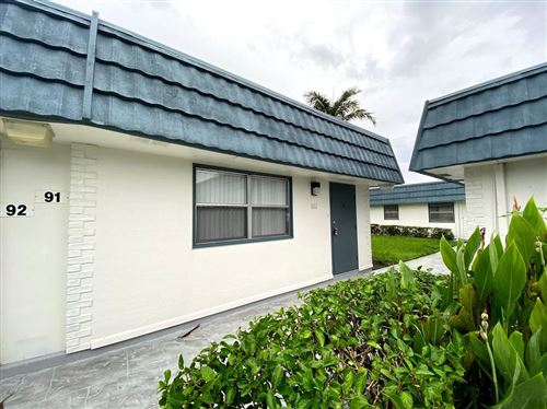 Photo of 91 Waterford D, Delray Beach, FL 33446 (MLS # RX-10665239)