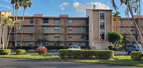 Photo of 7220 Lake Circle Drive #203 Building 5, Margate, FL 33063 (MLS # RX-10703239)